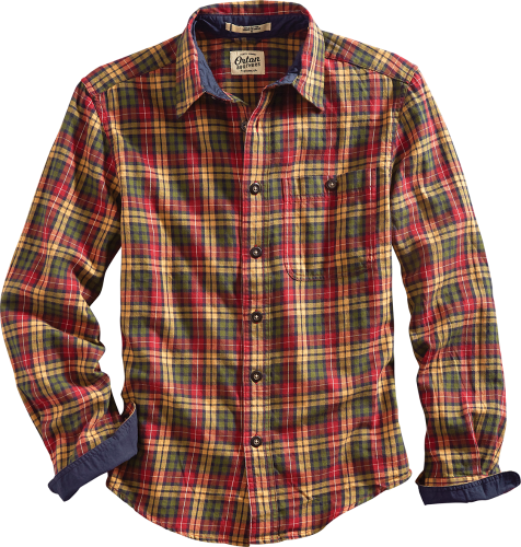 Plaid Shirts For Men