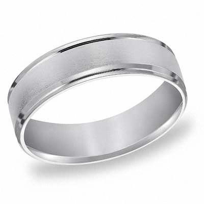 Men's 6.0mm Platinum Wedding Band | Wedding Bands | Wedding | Zal