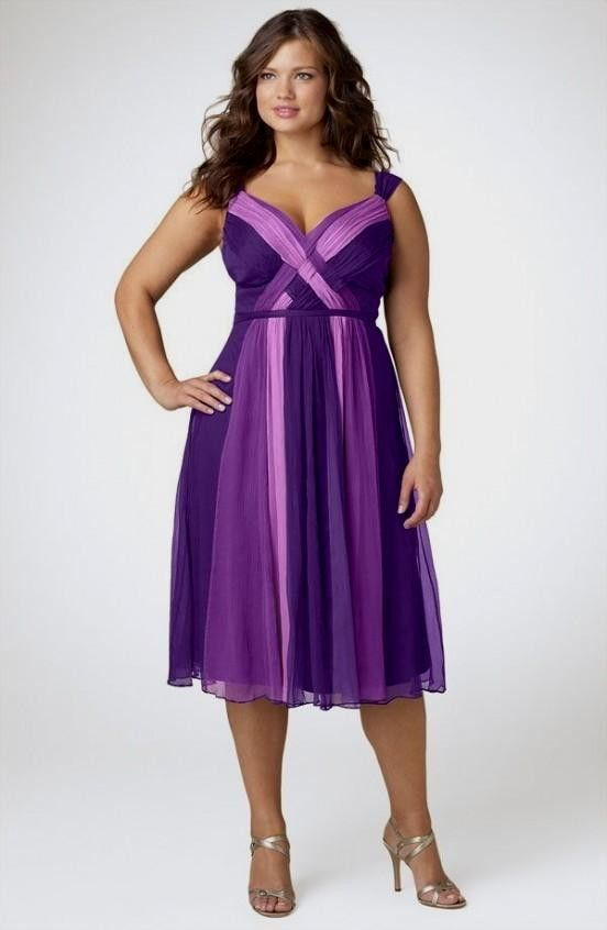 cutethickgirls.com plus size purple dresses (11) #plussizedresses .