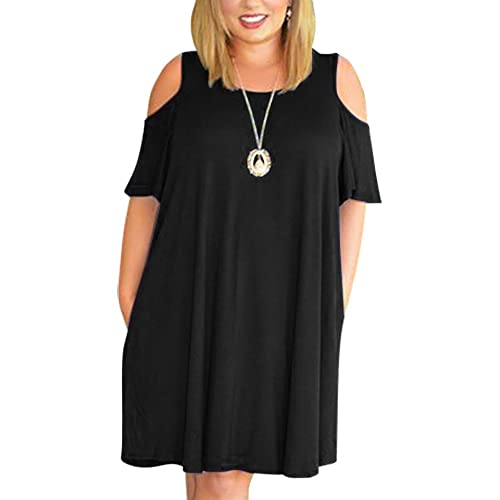 Plus Size Dresses: Amazon.c