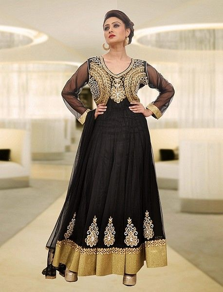 Plus Size Salwar Suits