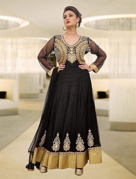 Plus Size Salwar Kameez - India Fashion Expo - Bl