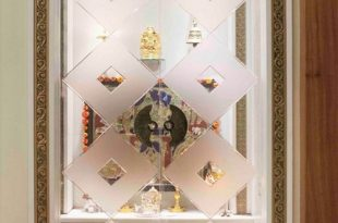 10 Best Pooja Door Glass Designs With Pictures In 20