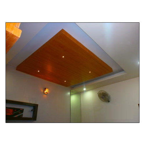 Pooja Room Ceiling in Bengaluru, Banashankari by Studio I Designs .