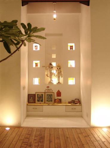 Pooja Room Color Ideas (With images) | Pooja rooms, Pooja room .