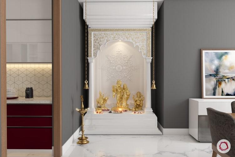 10 Modern Pooja Room Designs In Apartments | Styles At Li