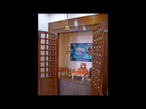 Small Space Pooja Room Ideas for Apartments - YouTu