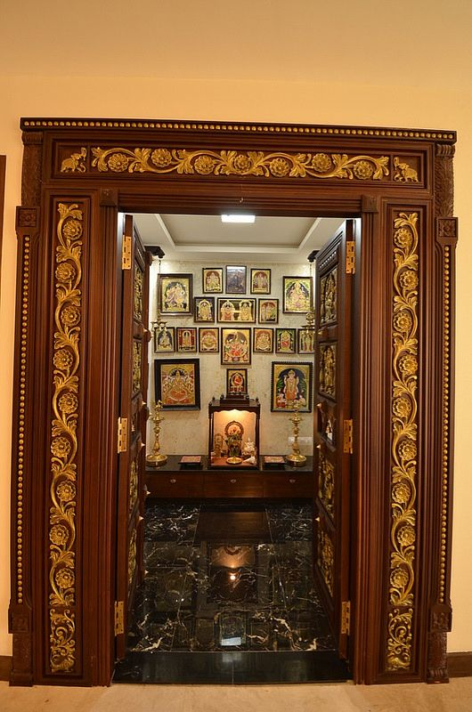 Sai & Anusha's Apartment is Inspired by Chettinad Houses (With .
