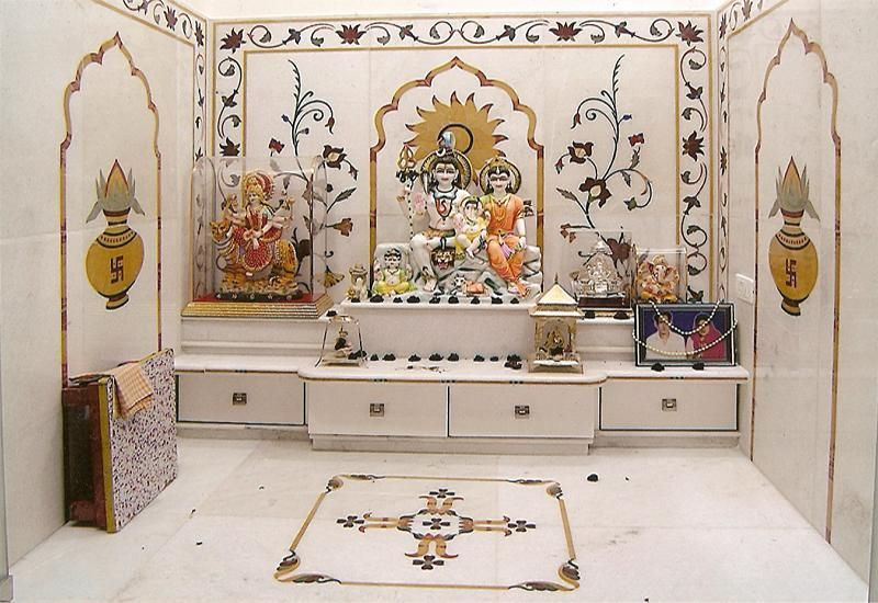 inlay designs italian marble for pooja room walls - Google Search .