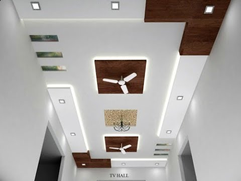 POP False Ceiling Designs for Hall and Bedroom Smart ideas - YouTu