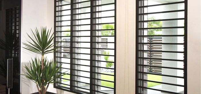 A Brief Look at Some Popular Types of Window Grills (With images .