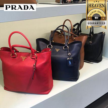 Shop PRADA 2019 SS Handbags (1BG865_2E8K_F0002, 1BG865_2E8K_F0401 .