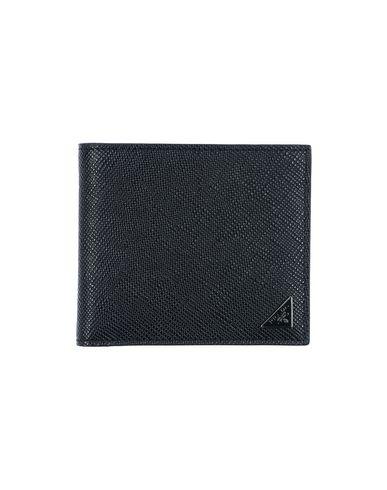 Prada Wallet - Men Prada Wallets online on YOOX Lithuania - 46607734