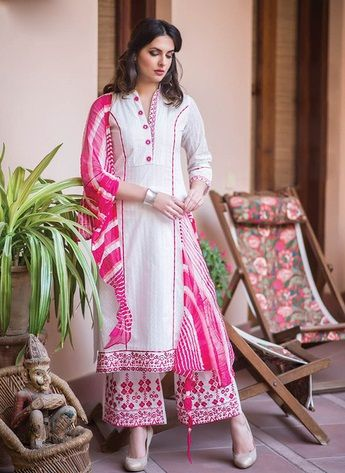 15 Attractive Printed Salwar Suit Designs That Suits Any Occasions .