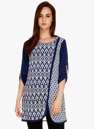 Designer Tunics - Buy Tunics for Women, Printed Tunics Online .