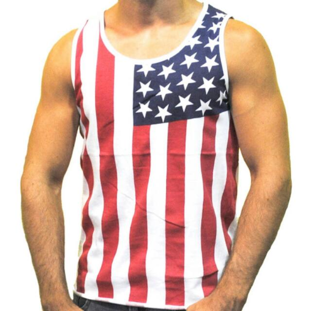American Flag Vest Mens - About Flag Collectio