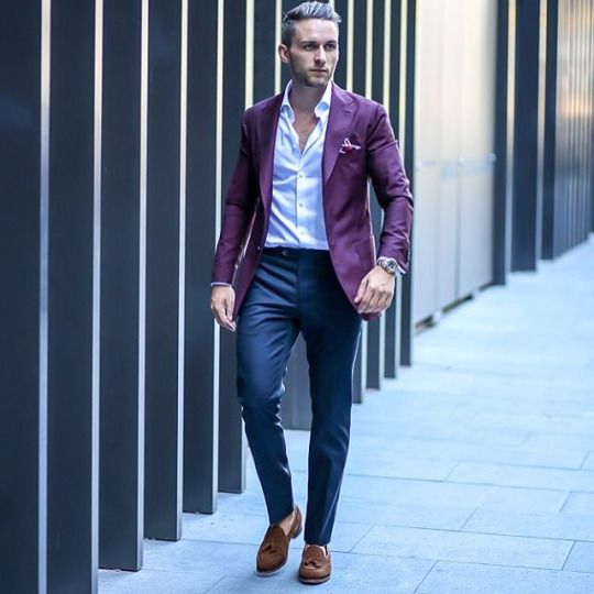 I understand & wish to continue | Blazer outfits men, Mens fashion .