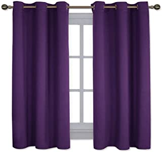 Purple Curtains & Draperies   Amazon.c