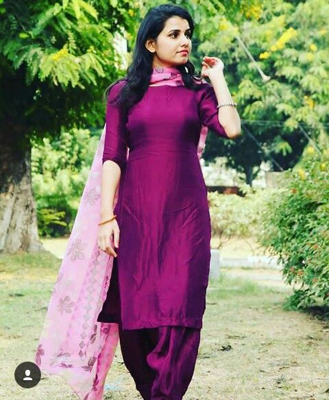 Pin by Amninder Kaur on ਪੰਜਾਬੀ ਸੂਟ | Designer dresses .