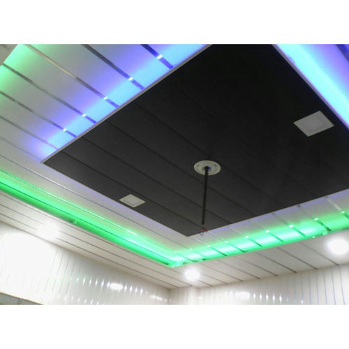 PVC Ceiling Design at Rs 40/square feet(s) | PVC Ceiling Panel .