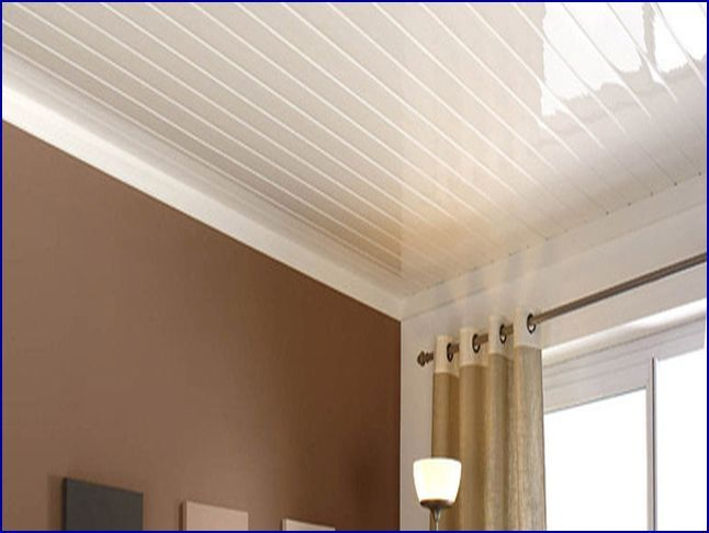 pvc ceiling tiles (With images) | Pvc ceiling design, Ceiling .