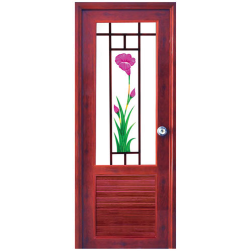 Designer PVC Door at Rs 200/square feet | Decorative Polyvinyl .