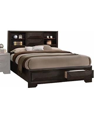 Modern Queen Size Bed Desig