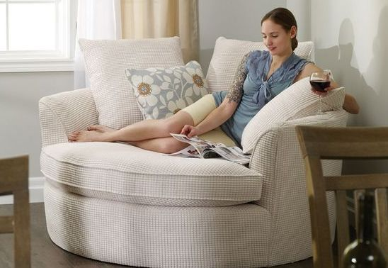 10 Types of Reading Chairs That Look Extremely Cozy | Nest chair .