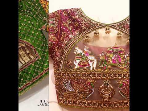 Readymade blouse online shop - YouTu