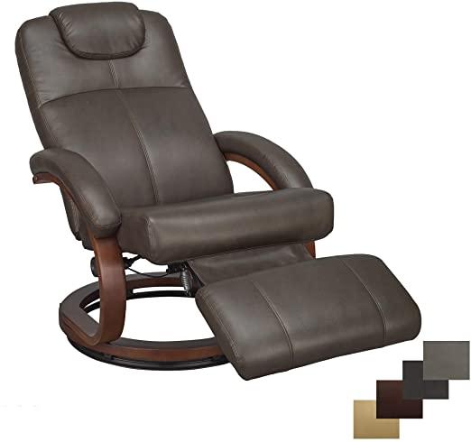 "Amazon.com: RecPro Charles 28"" RV Euro Chair Recliner Modern ."