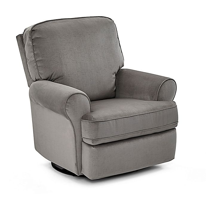 Best Chairs® Tryp Swivel Glider Recliner | buybuy BA