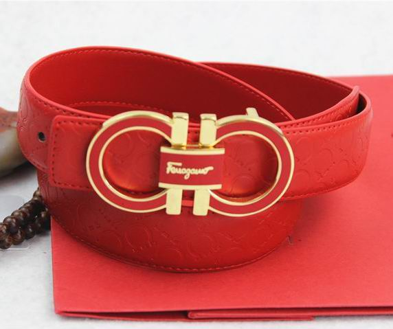 Ferragamo Men Adjustable Belt Red [FH1318] - $75.49 : Ferragamo .