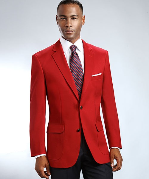 Red Blazers