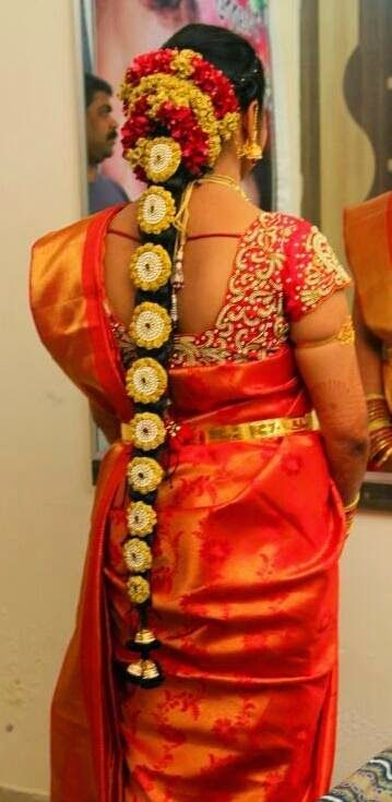 Bridal Work Blouse in Red | Indian bridal outfits, Bridal blouse .