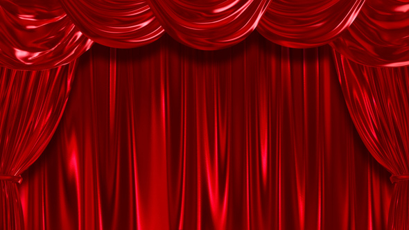 Red Curtains by AS_100 | VideoHi