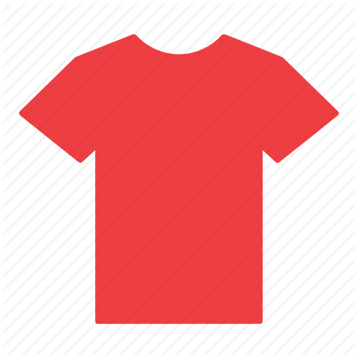 Clothes, clothing, jersey, red, shirt, t-shirt ic