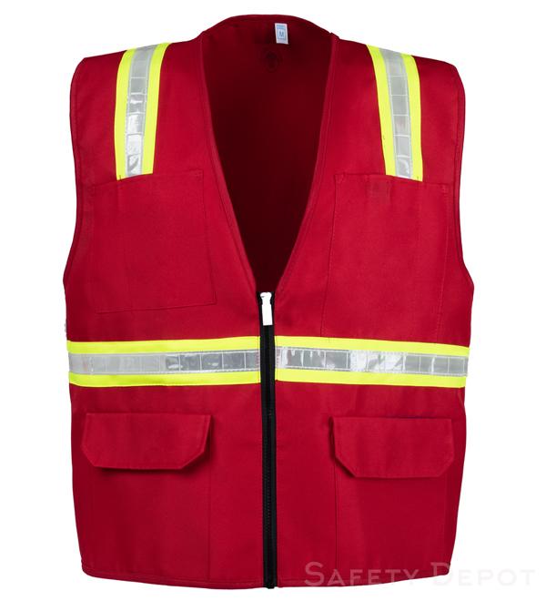 Red safety ve