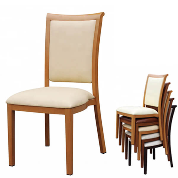 Stackable Restaurant Chairs | Factory Guarantee - NORP