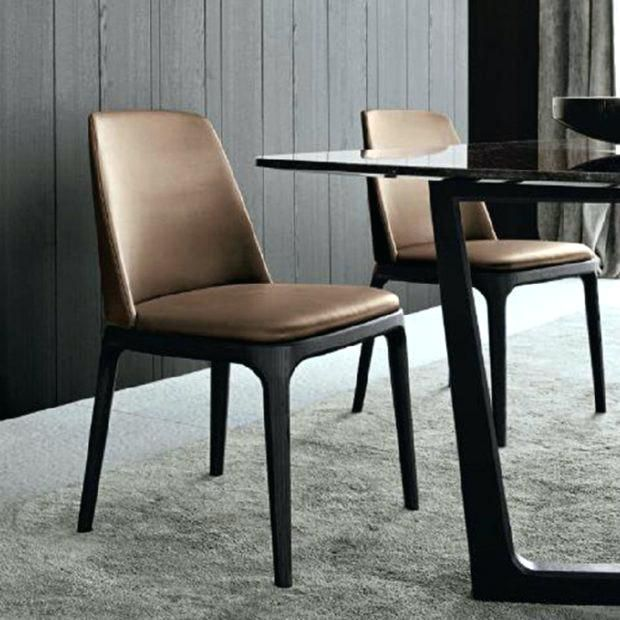 Modern Restaurant Chairs (With images) | Furniture dining chairs .