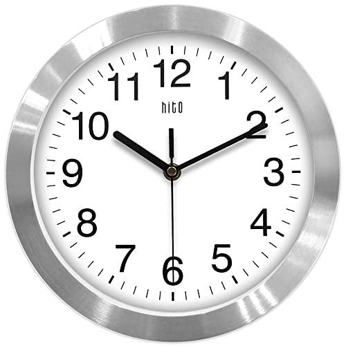 Round Clock: Amazon.c