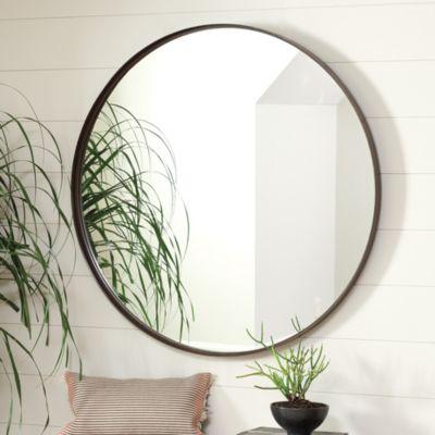 Thomas Round Mirror | Ballard Designs | Ballard Desig