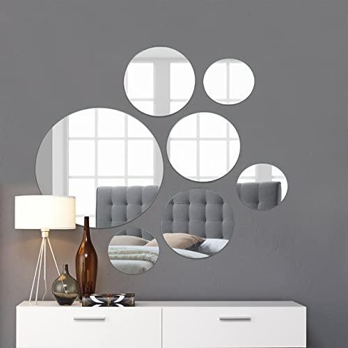 Circle Wall Mirrors: Amazon.c
