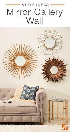 682 Best Round mirrors images | Round mirrors, Diy mirror, Mirr