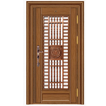 Hs-3112 Stainless Steel Safety Door Grill Design - Buy Stainless .