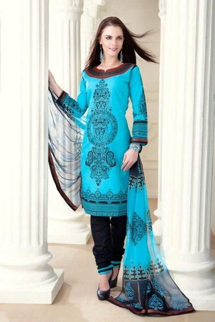 Latest Salwar Kameez Designs (With images) | Traditional dresses .