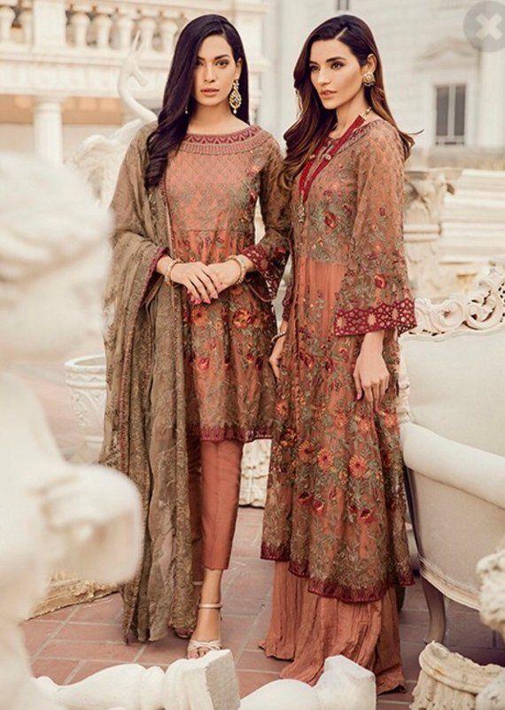 Pakistani Salwar Kameez Party Wear, Pakistani dresses, Womens .