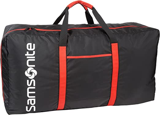 Amazon.com | Samsonite Tote-A-Ton 32.5-Inch Duffel Bag, Black .