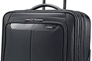 Amazon.com: Samsonite Mobile Office Travel Bag 49354-1041 Black .