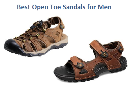 Best open toe sandals for men in 2020 - Ultimate Guide | Travel .