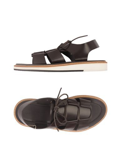 GIORGIO ARMANI Sandals. #giorgioarmani #shoes #sandals (con .